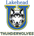 Lakehead Thunderwolves Logo